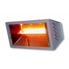 Infrazářič SUNLINE SP2000 (stříbrný)