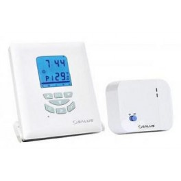 Bezdrátový programovatelný termostat Salus T105RF