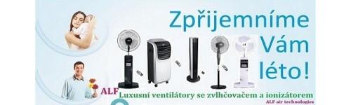Stojanové ventilátory